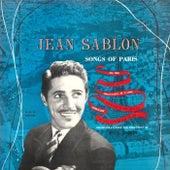 Songs of Paris von Jean Sablon