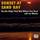 Sunset At Sand Bay by Ken Colyer