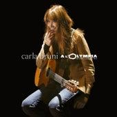 A L'Olympia de Carla Bruni