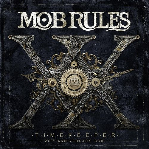 Timekeeper - 20th Anniversary Boxx by Mob Rules