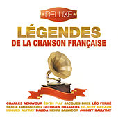 Légendes de la Chanson Française - Deluxe (20 Most Famous French Songs) de Various Artists
