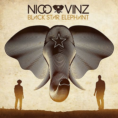 Black Star Elephant de Nico & Vinz