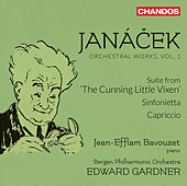 Janáček: Orchestral Works, Vol. 1 by Various Artists