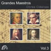 Grandes Maestros, Obras Clásicas, Vol. 3 by Various Artists