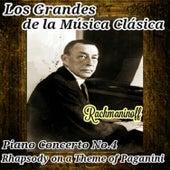 Rachmaninoff, Los Grandes de la Música Clásica by Various Artists