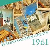 Italian Golden Greats 1961 von Various Artists