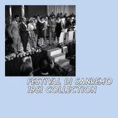 Festival di Sanremo 1961 Collection von Various Artists
