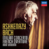 Bach, J.S.: Italian Concerto; French Overture; Aria Variata de Vladimir Ashkenazy