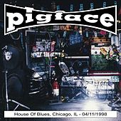 House Of Blues, Chicago, Il 04-11-1998 by Pigface