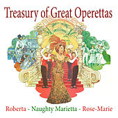 Kern : Roberta - Herbert : Naughty Marietta - Friml : Rose-Marie by Various Artists