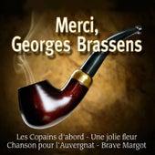 Merci, Georges Brassens de Various Artists