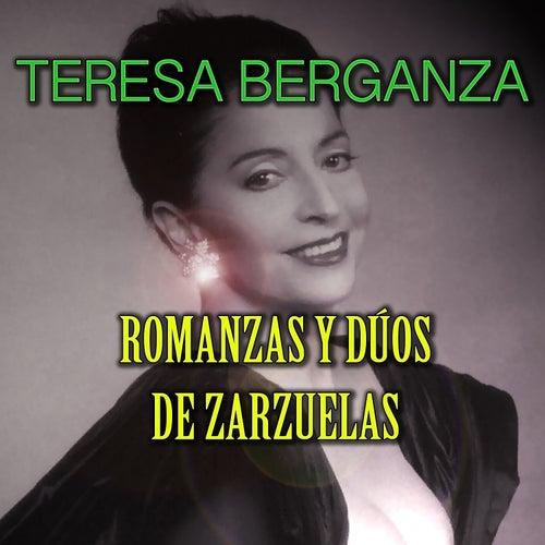 Romanzas y Dúos de Zarzuelas by Teresa Berganza