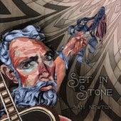 Set in Stone de Sam Newton