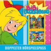 Doppelter Hörspielspaß (Die Schlossgespenster & Der kleine Hexer) von Bibi Blocksberg
