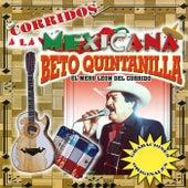 Corridos a la Mexicana by Beto Quintanilla