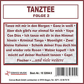 Tanztee, Folge 2 von Various Artists