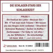 Die Schlager-Stars der Schlagerzeit, Folge 1 von Various Artists