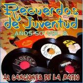 Recuerdos de Juventud los Años 50 Vol. 2 (12 Canciones de la Radio) van Various Artists