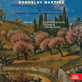 Martinů:  Rhapsody - Concerto for Viola and Orchestra, Sinfonia concertante by Various Artists
