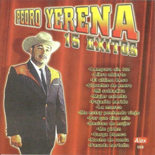 canciones de pedro yerena