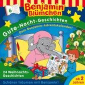 Benjamin Blümchen Gute-Nacht-Geschichten - Folge 6: 24 Weihnachts-Geschichten von Benjamin Blümchen