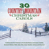 30 Country Mountain Christmas Carols de Various Artists