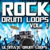 Rock Drum Loops, Vol. 1: 99 Huge Rock Drum Loops by Ultimate Drum Loops
