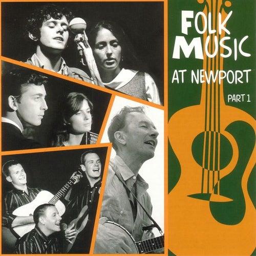Folk Music At Newport Part 1 by Various Artists