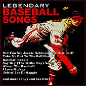 Legendary Baseball Songs de Various Artists
