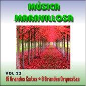 Música Maravillosa Vol. 23 16 Grandes Exitos 8 Grandes Orquestas by Various Artists