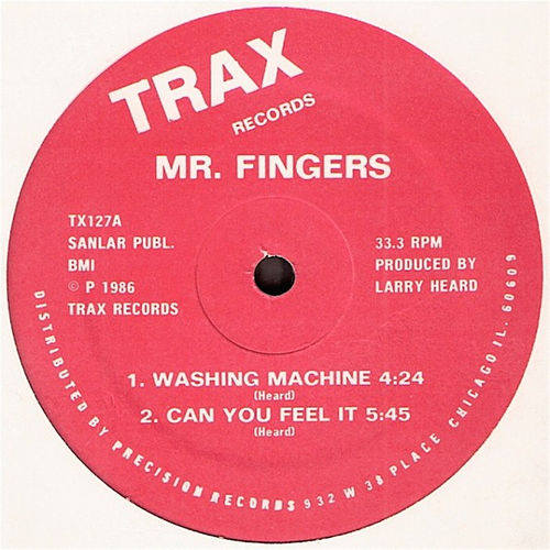 Washing Machine by Mr. Fingers
