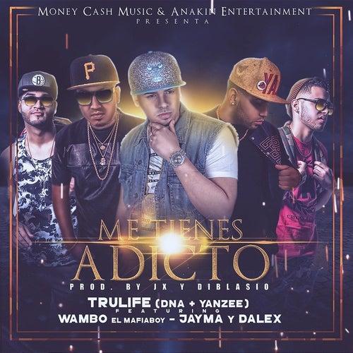 Me Tienes Adicto (feat. Jayma & Dalex & Wambo) by Tru-Life