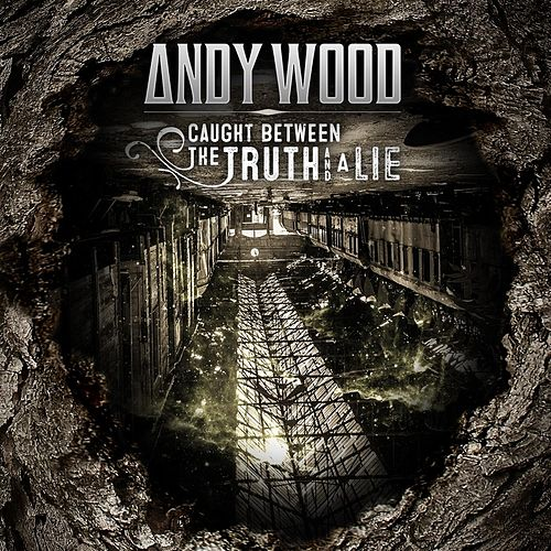 Caught Between the Truth and a Lie de Andy Wood
