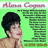14 Hits 1950 - 1959 by Alma Cogan