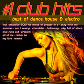 #1 Club Hits 2014 - Best of Dance, House & Electro de Various Artists