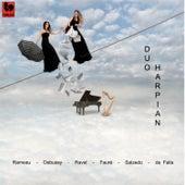 Rameau - Debussy - Ravel - Fauré - Salzedo - de Falla de Duo Harpian