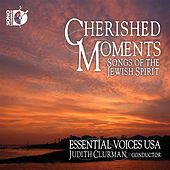 Cherished Moments: Songs of the Jewish Spirit de Various Artists