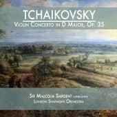 Tchaikovsky: Violin Concerto in D Major, Op. 35 von Ruggiero Ricci