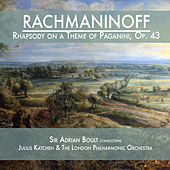 Rachmaninoff: Rhapsody on a Theme of Paganini, Op. 43 von Julius Katchen
