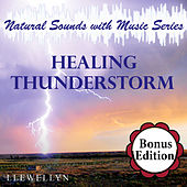 Healing Thunderstorm: Natural Sounds with Music: Bonus Edition by Llewellyn