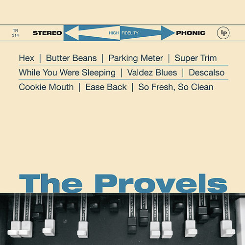 The Provels by The Provels