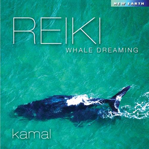 Reiki Whale Dreaming by Kamal