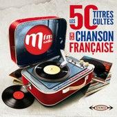 MFM 50 titres cultes de la chanson française de Various Artists