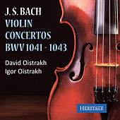 J.S. Bach: Violin Concertos by Various Artists