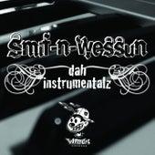 DAH INSTRUMENTALZ de Smif-N-Wessun