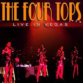 Live In Vegas by The Four Tops