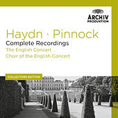 Haydn - Pinnock: Complete Recordings by The English Concert