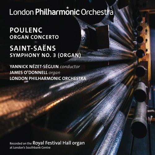 Poulenc: Organ Concerto - Saint-Saëns: Symphony No. 3