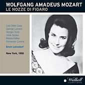 Mozart: Le nozze di Figaro, K. 492 (Live) by Various Artists