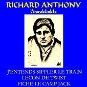 Richard anthony l'inoubliable de Richard Anthony